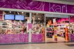 Kari - передовая торговая сеть обуви и акссесуаров в ТРЦ «Космос»